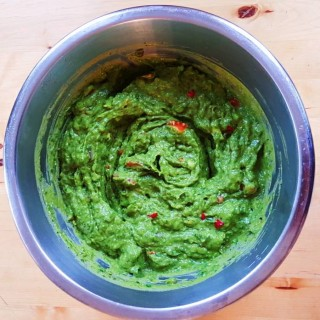 Guacamole med superpowers
