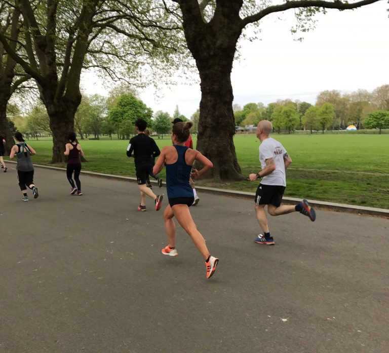 Victoria Park Run: 5k and then some